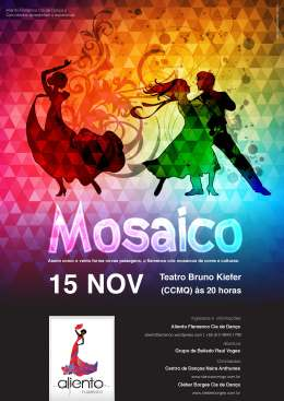 Mosaico-Poster