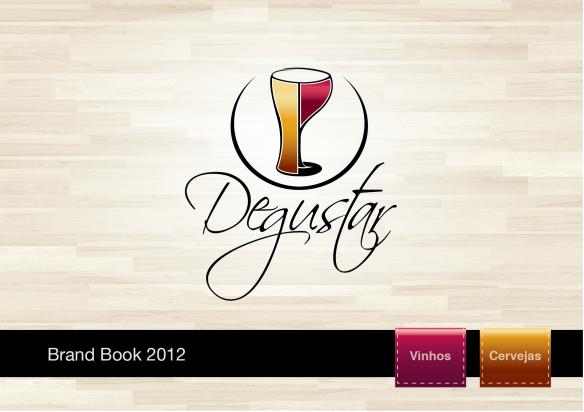Degustar - Brand Book 2012