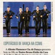 Aliento Flamenco Cia de Dança